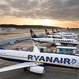 Ryanair: 14 νέα δρομολόγια στην Ελλάδα το καλοκαίρι του 2020- 6,6 εκατ. επιβάτες