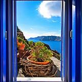 Airbnb: Βίλα στη Σαντορίνη στα 5 ομορφότερα μπλε σπίτια της χρονιάς στον κόσμο