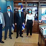 ΣΙΤΕΣΑΠ: Συνάντηση με τον κ.Πλακιωτάκη για τα προβλήματα του κλάδου