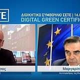 Ο Μ. Σχοινάς ενημέρωσε το ΔΣ του ΣΕΤΕ για το πιστοποιητικό εμβολιασμού   Γ.Ρέτσος: Να μη χαθεί ο Ιούνιος (video)
