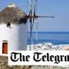 Telegraph: H Ελλάδα θέλει 27 εκατ. τουρίστες μέχρι το 2021 – πόλος έλξης η Αμφίπολη