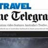Το βίντεο του ΕΟΤ με την αυστραλιανή παραλία θέμα και στην telegraph