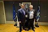 Συνάντηση Θεοχάρη- Αρναουτάκη | Δράσεις για την ενίσχυση του τουρισμού της Κρήτης