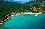 To ξενοδοχείο Adrina στη Σκόπελο