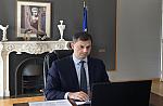Κ.Χατζηδάκης: Προτεραιότητα η στήριξη του τουρισμού- τηλεδιάσκεψη με ΣΕΤΕ