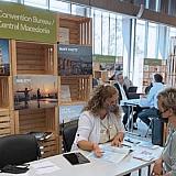 """Η Περιφέρεια Κεντρικής Μακεδονίας στην έκθεση συνεδριακού τουρισμού """"CONVENTA 2021"""""""
