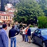 Εκπρόσωποι του ρώσου t.o. Coral Travel στη Δ. Μακεδονία