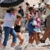 Μια «ωραία» ελληνική ατμόσφαιρα στην Ακρόπολη