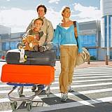 Μόλις 7 εκατ. ευρώ οι ταξιδιωτικές εισπράξεις τον Απρίλιο