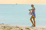 Παραλία στην περιοχή Αλγκάρβε της Πορτογαλίας