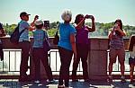 Ήρεμη η αντίδραση στον σεισμό των τουριστών στην Ακρόπολη