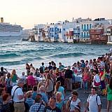 ΕΛΣΤΑΤ: Αύξηση των αφίξεων στα ξενοδοχεία των ξένων, μείωση των Ελλήνων το 2018