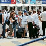 Μείωση των Τούρκων τουριστών στην Ελλάδα