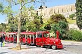 Δήμος Αθηναίων: Aυξημένο Τέλος για τις ενημερωτικές πινακίδες τουριστικών οχημάτων