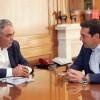 Eπαγγελματικό Επιμελητήριο: Συνάντηση με Α. Τσίπρα θέματα των ΜμΕ