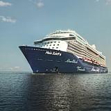 TUI Cruises: Το Mein Schiff 6 αναχώρησε από το Ηράκλειο στις 13 Σεπτεμβρίου και έφτασε σήμερα στον Πειραιά