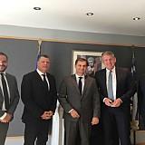 TUI: Στο επίκεντρο της αναπτυξιακής της στρατηγικής η Ελλάδα- Συνάντηση Fritz Joussen με τον κ.Θεοχάρη