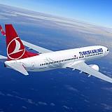 Turkish Airlines: Αθήνα - Μπαλί μέσω Κωνσταντινούπολης
