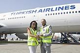 Ο Διεθνής Αερολιμένας Αθηνών βράβευσε την Turkish Airlines
