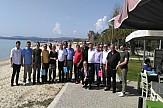Τούρκοι τουριστικοί πράκτορες στη Χαλκιδική