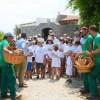 Παραδοσιακός Κρητικός Τρύγος στο Creta Maris