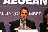 Aegean: Δεν θα λάβουν αμοιβή για το 2020 οι κ.κ.Ευτύχιος Βασιλάκης και Δημήτρης Γερογιάννης