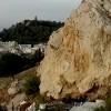 Mυστήρια βραχογραφία στην Ακρόπολη - εικόνες από drone