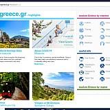 EOT: Ενημέρωση με όλα τα μέτρα της κυβέρνησης για τον κορωνοϊό στη σελίδα visitgreece.gr