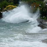 Κίνδυνος για τυφώνες σε Ελλάδα, Τουρκία και Ιταλία
