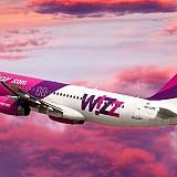 Wizz Air: Νέες αεροπορικές συνδέσεις Βουδαπέστη - Θεσσαλονίκη το 2020
