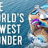 Wonder of the Seas: Το μεγαλύτερο κρουαζιερόπλοιο στον κόσμο βάζει πλώρη για τις ΗΠΑ και την Ευρώπη