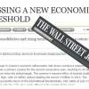 Wall Street Journal Europe: Πολυσέλιδο αφιέρωμα για την Ελλάδα στην μετά τρόικα εποχή