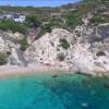 Η νοτιότερη παραλία της Χίου από ψηλά