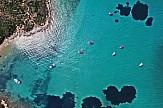 """Blue Lagoon: Όταν η Καραϊβική """"υποκλίνεται"""" στην ομορφιά της Χαλκιδικής"""