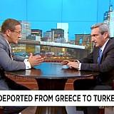 """Ο Γ. Χατζημάρκος """"διαφημίζει"""" τα νησιά του Αιγαίου στο κοινό του CNN"""