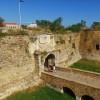 Το μεσαιωνικό Κάστρο της Χίου από ψηλά