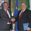 Συνάντηση για το προσφυγικό Ν. Ξυδάκη με τον Αν.Υπουργό Εσωτερικών της Ιταλίας Filippo Bubbico