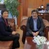 ΥΠΑ: Συνάντηση με τη γ.γ. του Διεθνούς Οργανισμού Πολιτικής Αεροπορίας
