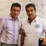 Τη διεθνοποίηση και εξωστρέφεια της ΔΕΘ-HELEXPO δήλωσε ότι θα στηρίξει ο Θ. Ζαγοράκης