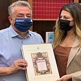 Συνάντηση Αρναουτάκη - Ζαχαράκη   Επιμόρφωση 45.000 εργαζομένων στον τουρισμό της Κρήτης